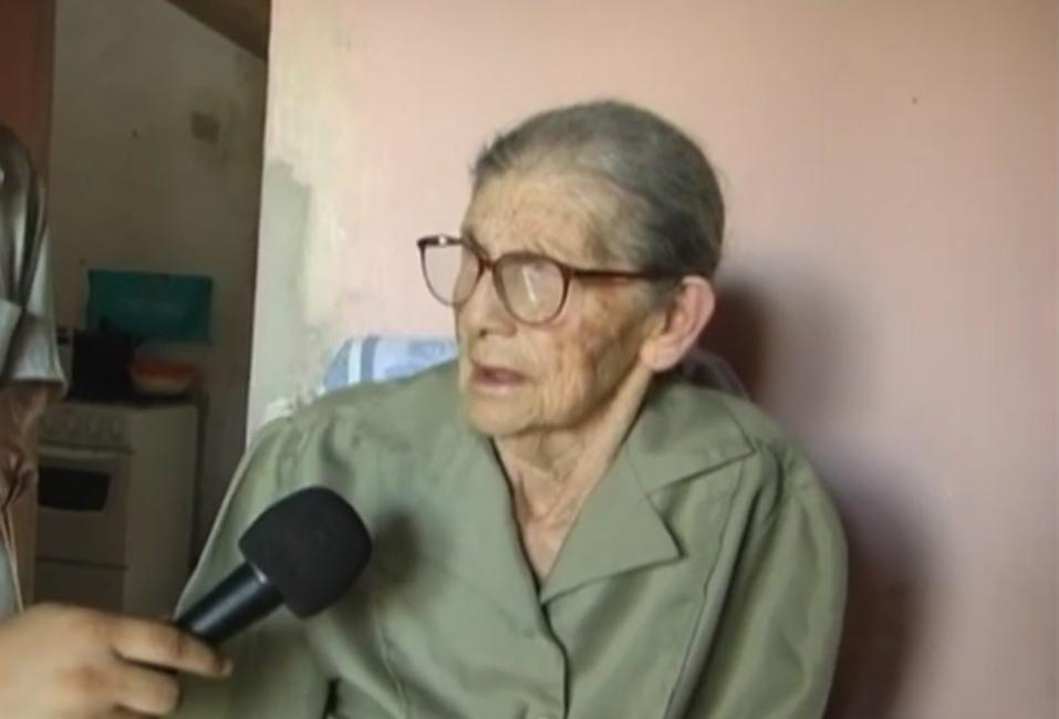 Dona Eudóxia Ribeiro