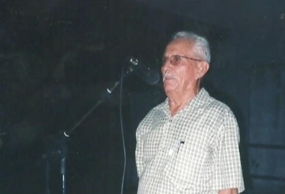 Poeta Antônio Borges
