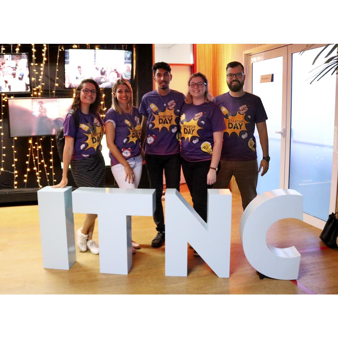 Foto da equipe ITNC